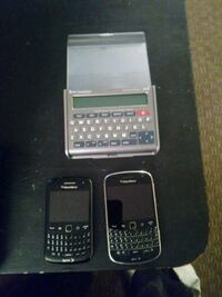 black and gray qwerty phone Washougal, 98671