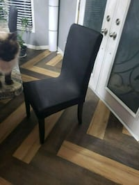 4 parsons dining chairs  with or without seatcover Cambridge, N3H 4C3