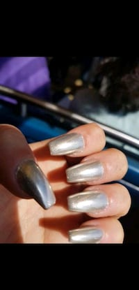 Chrome Manicure Warning!  West Vancouver