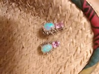 blue-and-pink earrings Wasilla, 99623