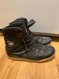 TCX Motorcycle Boots/Shoes 3735 km