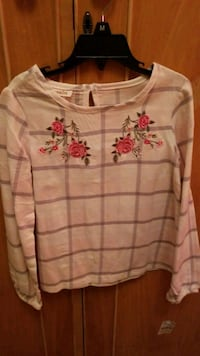 2PC OUTFIT NEW SIZE M 5/6 GIRLS Harlingen, 78550
