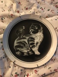 1979 Collector Plate New York, 11364