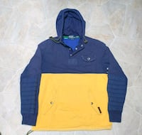 Vintage Polo by Ralph Lauren Pullover Hooded