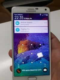 Samsung note 4 Istanbul