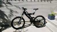 Iron horse sgs pro full suspension down hill bike  Calgary, T3H 5P6