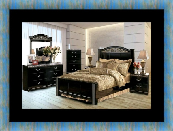 11pc Ashley bedroom set