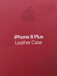 Authentic APPLE iPhone Leather Case Gainesville, 20155