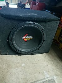 """10"""" Kicker Comp VR with Box Westminster, 92683"""