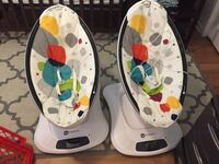 white-and-black 4moms mamaroo Portland, 78374