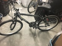 black and gray hardtail mountain bike Calgary, T3H 0K4