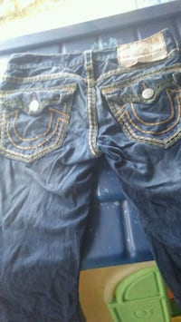 blue True Religion denim jeans Surrey, V4N 0K3