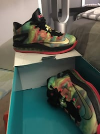 Lebron 11 low (multicolored) size 8 Herndon, 20171