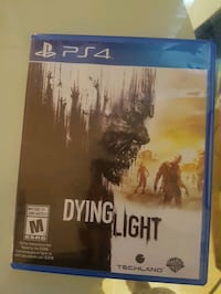 Dying Light PS4  Toronto