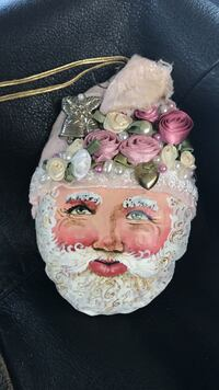Hand made in Thailand – Christmas ornament Mercer, 16137