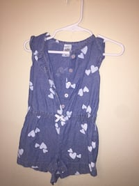 blue and white star print sleeveless dress Sioux Falls, 57107