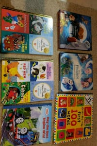 Assorted books Warrenton