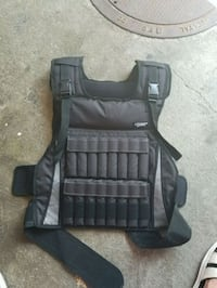 40 pound weighted vest Milford, 45150