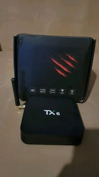 Tanix Tx6 android tv box