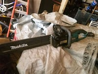 Makita electric chainsaw Fort Saskatchewan