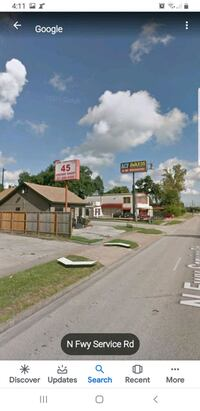 2623 North Freeway COMMERCIAL For Rent 4+BR 2BA Houston