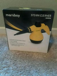 yellow and black Marsboy steam cleaner box Meridianville, 35759