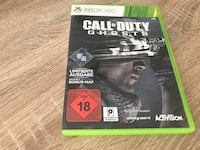 COD GHOSTS Xbox 360