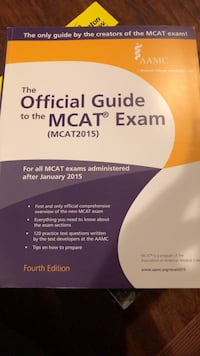 MCAT Official Guide