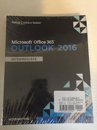 Microsoft office 2016 and Microsoft outlook 365 , brand new still in plastic Mississauga, L5C 2E3