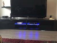Tv stand with LED light Hull, J8X 3N8