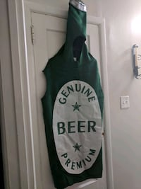 Beer costume Winnipeg, R3C 0X9