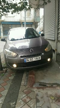 Renault - fluence - 2012 Istanbul