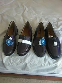 two pairs of black and blue slip-on shoes Gaithersburg, 20878