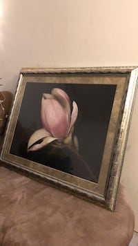 Tulip wall painting 36x45 (Rare) Sterling, 20165