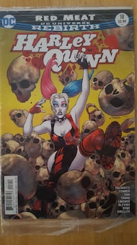 Harley Quinn Vol 18 Killeen, 76549