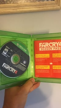 Farcry4 xbox one game