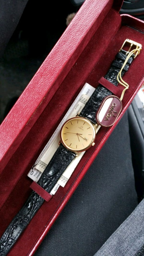 Omega watches - Excellent condition collection  f0a1e26e-a551-4615-aaf2-06bcc435dbe7
