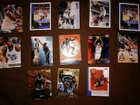 "Lot of 13 SHAQUILLE ""SHAQ"" O'NEAL basketball cards Doyle, 38559"