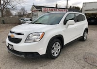 2013 Chevrolet Orlando LT/Certified/Automatic/7 Passenger/1 Owner 542 km