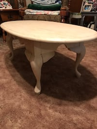 Gorgeous Antique Refinished Coffee Table