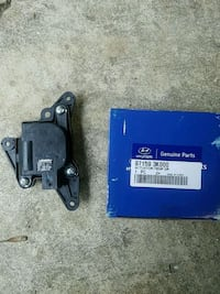 Blend door actuator for 2008 Hyundai. OEM part. Chester County, 19362