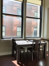 Dining room table with bench Baltimore, 21202