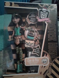 Monster high, 2nd wave cleo. Dartmouth, B2Y 1N8