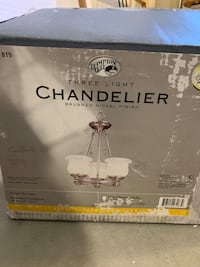 Chandelier - brand new in box Oakville, 06779