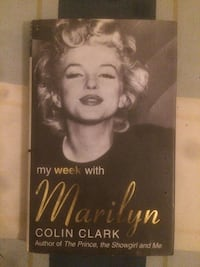 MY WEEK WITH MARILYN /  COLIN CLARK Üsküdar, 34672
