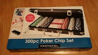 300pc Poker Chip Set Middle River
