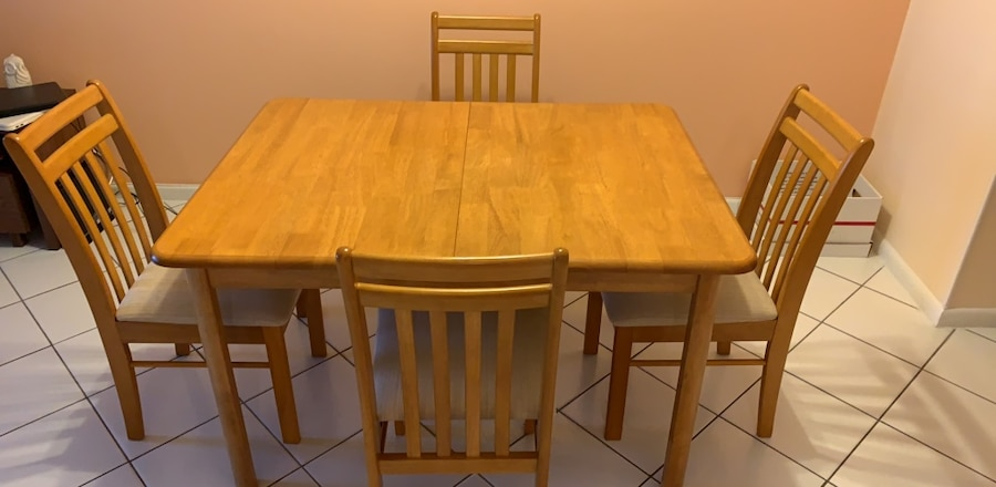 used dining table for sale in west palm beach letgo rh tr letgo com