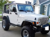 Offroad* 2000 Jeep Wrangler reputible 11 km