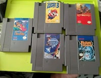 Nintendo games $50 for all 3153 km