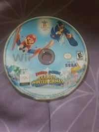 Reduced  Wii game Mario and sonic winter games  Hamilton, L9A 2S3
